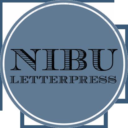 Nibu Letterpress